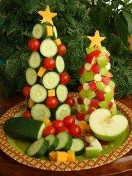 healthy holiday tree