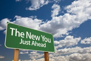 The New You Just Ahead