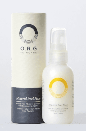 O.R.G. Mineral Enzyme Peel