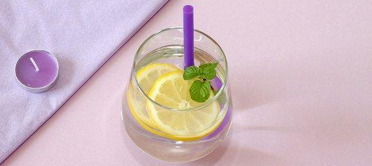 lemon+water
